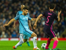 El Barça quiere llevarse a un canterano del City, Kian Breckin. EFE