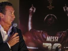 Jorge Valdano se confesó un enamorado del fútbol de Guardiola. EFE