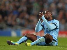 Yaya Touré ne voit pas impossible un départ de Messi pour City. EFE