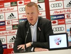 Maik Walpurgis previously managed Ingolstadt. EFE