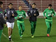 Ramallo, hundido por perderse la Copa América. EFE