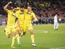 El Villarreal desperdició una gran ocasión. EFE/Archivo