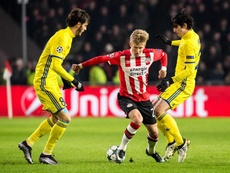 Zinchenko could be set for Molineux move. AFP