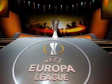 Acompanhe o sorteio das quartas de final da UEFA Europa League. EFE