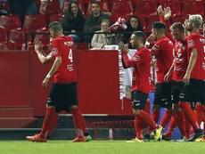 El Formentera ganó por un gol de penalti en el minuto 85. EFE