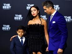 Cristiano Ronaldo fala sobre o início da sua carreira. EFE