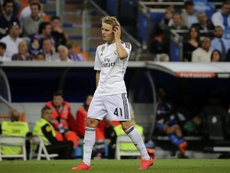 Odegaard sigue soñando con su regreso al Madrid. EFE/Archivo