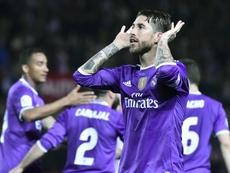 El Sevilla recurrirá al Supremo la sanción por los insultos a Ramos. EFE