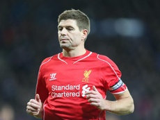 Steven Gerrard was on the Real Madrid agenda for a long, long time. EFE