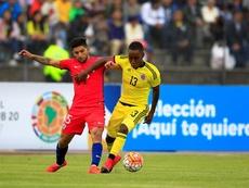 Colombia irá a por todas en el Mundial Sub 17. EFE/Archivo