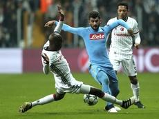 En Italia aseguran que Hysaj está muy cerca del Atlético. EFE