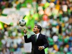Bruno de Carvalho foi advertido pela UEFA. EFE