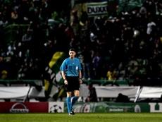 Thomson, protagonista del 'robo' al Málagaen Dortmund. EFE