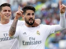 El Real Madrid quiere terminar de integrar a los dos jugadores. EFE