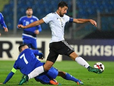 Juventus midfielder Khedira fit and raring to go. EFE/Archivo