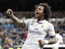 Marcelo, el goleador inesperado. EFE