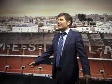 Mateu Alemany confirmó los temores 'che'. EFE