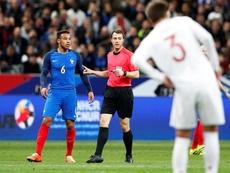 Tolisso envoie un message à Didier Deschamps. EFE