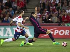 LaLiga: Posibles alineaciones del Granada vs FC Barcelona. EFE