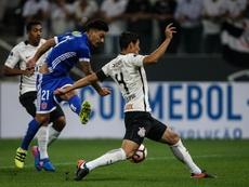 Le Paraguayen est dans l'orbite des deux clubs. EFE