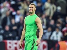 Le gardien du Bayern, Manuel Neuer. EFE