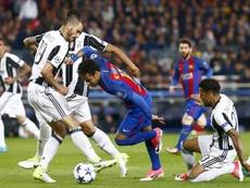 Colocan a Neymar en la Juventus de Turín. EFE