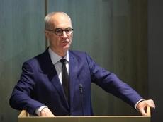 Pedro Luis Ripoll entra en la Federación. EFE