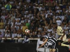 Veja como foi a primeira passagem do técnico pelo Botafogo. EFE