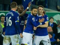 El Everton vuelve a presentar su propuesta por Bowler. EFE/Archivo