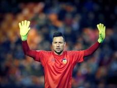 Diego Alves est une option pour la Roma. EFE