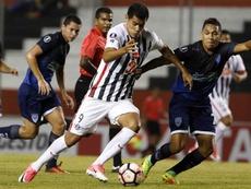 Libertad lidera el campeonato paraguayo. EFE