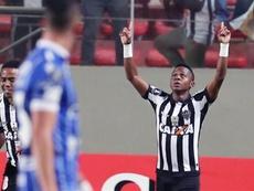 Cazares não faz parte dos planos de Sampaoli para o Atlético Mineiro. EFE