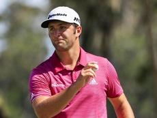 El Athletic homenajeará al golfista Jon Rahm. EFE