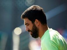 Turan segue sem poder ser opção para o Barça. EFE
