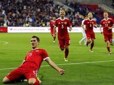 Rússia pode jogar a Copa do Mundo com outro nome. EFE