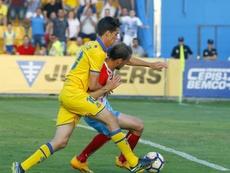 El conjunto madrileño no contará con Bakic la próxima temporada. EFE/J.P.GANDUL