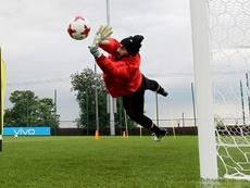 Johnny Herrera, contra las declaraciones de Messi. EFE/Archivo
