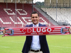 Francisco cree que el Lugo va por buen camino. EFE/Archivo