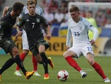 A Alemanha está na final do Campeonato da Europa de sub-21. EFE