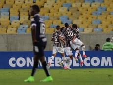 Fluminense habría cedido un futbolista al filial del Madrid. EFE/Archivo
