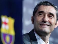 Valverde sabe que tiene que cambiar algunas cosas. EFE/Archivo