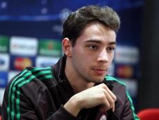 De Sciglio pourrait jouer en Liga. EFE