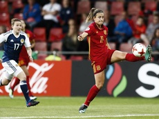 España se estrenó con victoria. EFE/Archivo