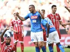 Maksimovic renovará con el Nápoles. EFE