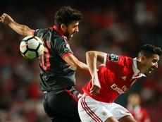 Los Wolves encuentra al sustituto de Raúl Jiménez en Portugal. EFE