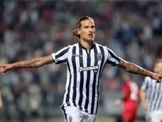 Prijovic tiene contrato con el PAOK hasta junio de 2022. EFE
