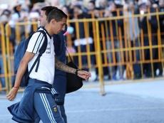El 'Fideo' volverá a vestir la elástica de Argentina. EFE