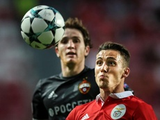 Benfica fell to defeat against CSKA. EFE