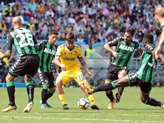 Sensi tiene contrato con el Sassuolo hasta 2020. EFE