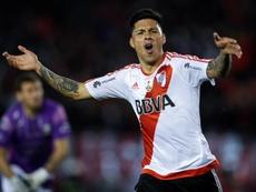 El futbolista podría estar cerca de llegar a la Liga Portuguesa. EFE
